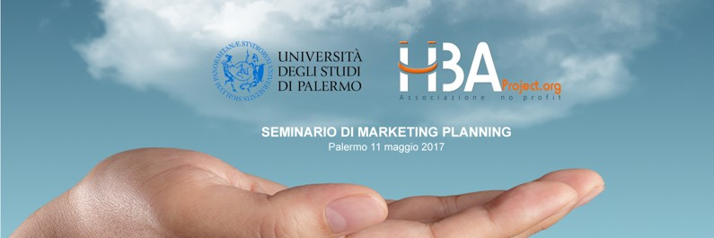 Seminario di Marketing Planning all'Università di Palermo