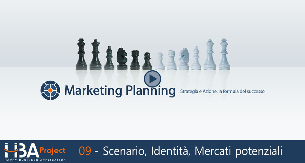 Video-guida: Redazione del Marketing Plan
